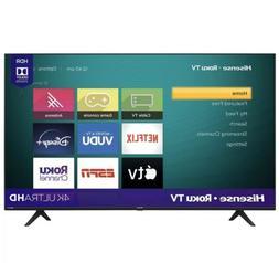 """Hisense 58"""" Class 4K UHD LED Roku Smart TV HDR"""