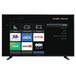 "Sharp 58"" Class 4K Ultra HD  HDR Roku Smart LED TV"