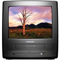 Sylvania 6313CE 13-Inch TV/VCR Combo , Black