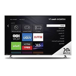Hitachi 65R8 65-Inch 4K Ultra HD Roku Smart LED TV