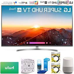 "LG 65SK8000PUA 65"" Class 4K HDR Smart AI Super UHD TV w/Thin"