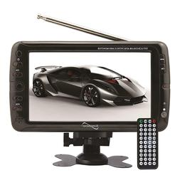 7 portable 12v ac dc digital tuner