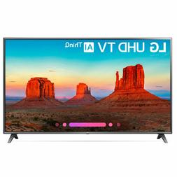 "LG 70UK6570PUB 70"" Class 4K HDR Smart LED AI UHD TV w/ThinQ"