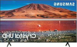 "SAMSUNG75"" TU700D Crystal UHD 4K UHD Smart TV - UN75TU700DFX"