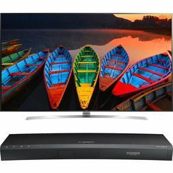 "LG 75UH8500 Series 75"" Class UHD Smart IPS LED TV"