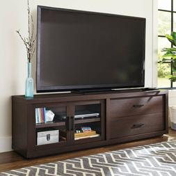 80 Inch Long Tv Stand Table Wooden With Storage Bench Drawer