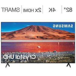 "Samsung 82"" Class - TU700D Series - 4K UHD LED LCD TV"