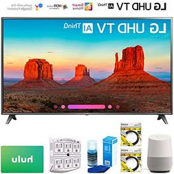 "LG 86UK6570PUB 86"" Class 4K HDR Smart LED AI UHD TV w/ThinQ"