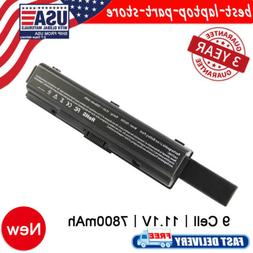 9 CELL Battery for Toshiba Dynabook TV/68J2 AX EX TX PA3535U