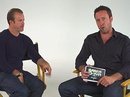 Alex O'Loughlin and Scott Caan Answer Fan Questions
