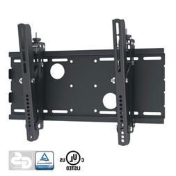 Black Adjustable Tilt/Tilting Wall Mount Bracket for Element