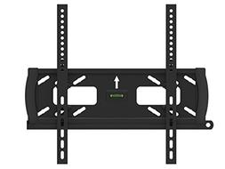 Black Adjustable Tilt/Tilting Wall Mount Bracket with Anti-T