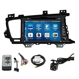 Car Stereo DVD Player for KIA Optima 2011 2012 2013 Double D