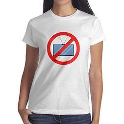 Don't Watch tv Don't Watch Tv-1 Novelty t Shirts Women