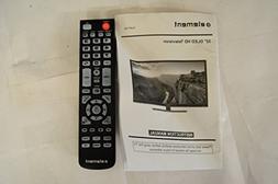 ELEMENT ELEFT326 TV REMOTE CONTROL