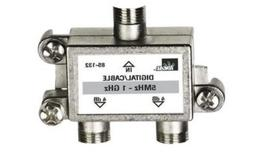 Ideal 85-132 2-Way Digital Cable Splitter, 1 GHz