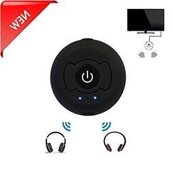 New eranton Portable TV Bluetooth 4.0 A2dp Audio srereo Tra