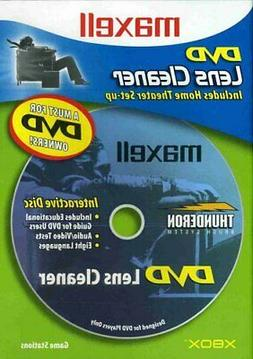Maxell 190059 Thunderon Brush System 8 Language DVD Only Len
