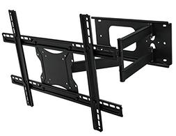 Mount-It! Articulating TV Wall Mount Low-Profile Full Motion