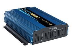 Power Bright PW2300-12 Power Inverter 2300 Watt 12 Volt DC T