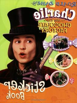 Roald Dahl's Charlie and The Chocolate Factory Sticker Book