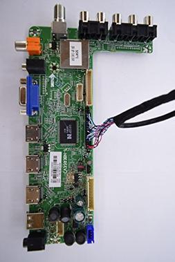 SEIKI SE50FY10 CV3393BH-F 1.80.60.00106 RX-130507-3 VIDEO BO