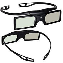 2X 3D RF Glasses Sony Panasonic Samsung 3D TV, Compatible T