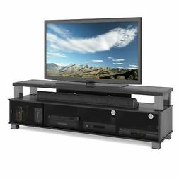 Sonax B-003-RBT Bromley TV Stand, Ravenwood Black