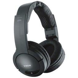 Sony 900MHz Wireless Stereo Noise Reduction Headphones