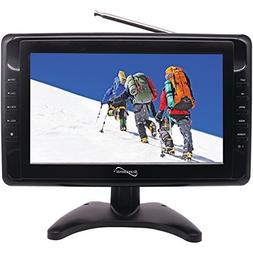 """Supersonic SC-2810 10"""" Portable LCD TV"""