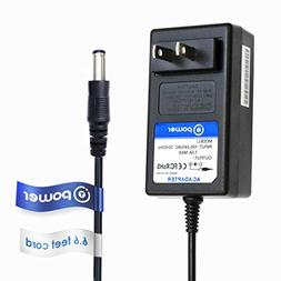 """T-Power  Ac Dc adapter Compatible with LG 26LV2500 26"""" HD LE"""