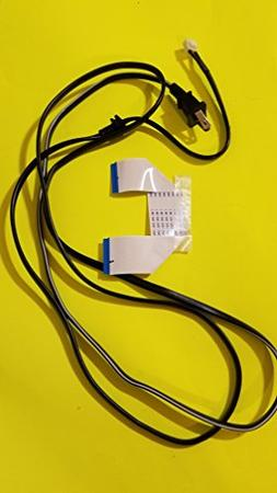 TV WESTINGHOUSE DWM55F161 POWER CORD PLUG INTERNAL RIBBON CA