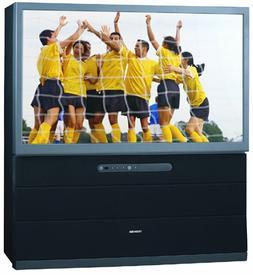 Toshiba 50H82 50-Inch 16:9 HDTV-Ready Projection TV