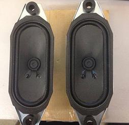 Toshiba CG10071V25I 6 Ohm 7 W Speakers Set for 32AV500U