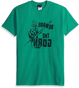 Trevco Men's Mighty Mouse Short Sleeve T-Shirt, Come Kelly G