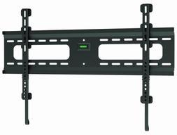 Ultra-Slim Black Flat/Fixed Wall Mount Bracket for Element E