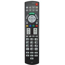 Universal Replacement Remote Control Fit for Panasonic TH-50