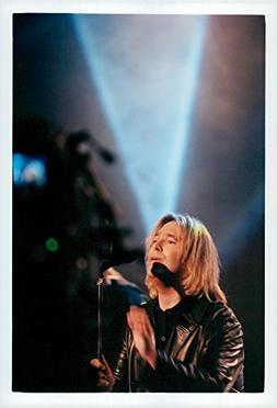 Vintage photo of Per Gessle appears on the TV galan world39;