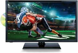 "22"" Naxa LED 12 Volt AC/DC Digital HDTV Television with DVD"