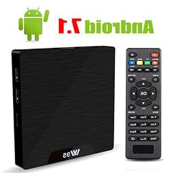 Android 7.1 Smart TV Box - Viden W95 2018 New Generation And