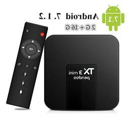 Android TV Box,Android 7.1 TV Box TX3 Mini 2GB/16GB Amlogic