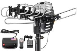Antenna 150 Miles Range Receive free digital broadcast High