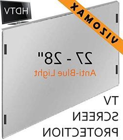 27 - 28 inch Anti-blue Light Vizomax Monitor/TV Screen Prote