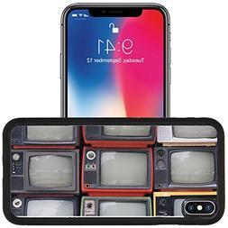 Luxlady Apple iPhone x iPhone 10 Aluminum Backplate Bumper S