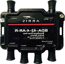 Arris 4-Port Cable, Modem, TV, OTA, Satellite HDTV Amplifie