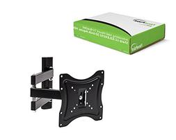 NavePoint Articulating Wall Mount TV Bracket for Sharp LC-32