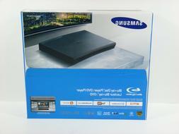 Samsung BD-J5100 Full HD 1080P Blu-Ray Disc Player Curved De