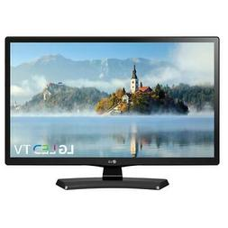 "New LG 24"" HD Black TV 24 inch 1366x768 Tiple XD Engine HDMI"