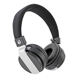 VCOM Bluetooth Headphones, Wireless and Wired Foldable Heads