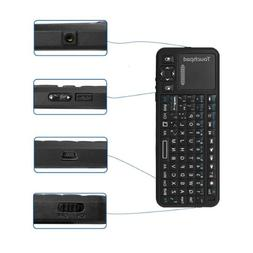 iPazzPort™ ProMini Bluetooth Mini Wireless Keyboard, Backl